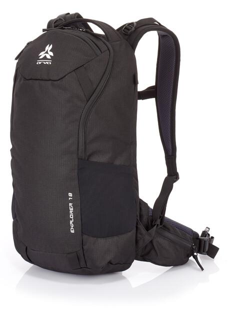 Arva Expl**** 18 Backpack Black/Black
